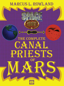 Complete Canal Priests Of Mars Cover