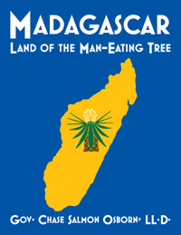 Madagascar: Land of the Man-Eating Tree Cover